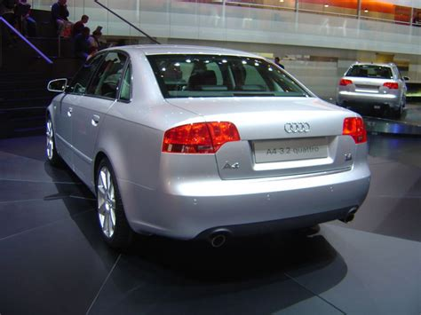Bilmodeldk » Audi A4 B7
