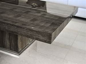 Contemporary Marble Coffee Table Design Contemporary