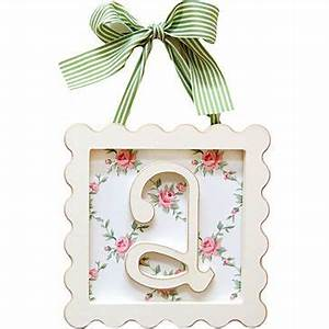diy with painted frames wood letters craft paper With letter ornaments michaels