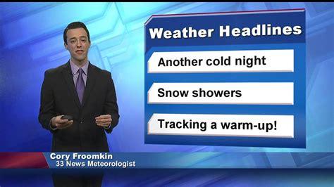 froomkin meteorologist resume reel