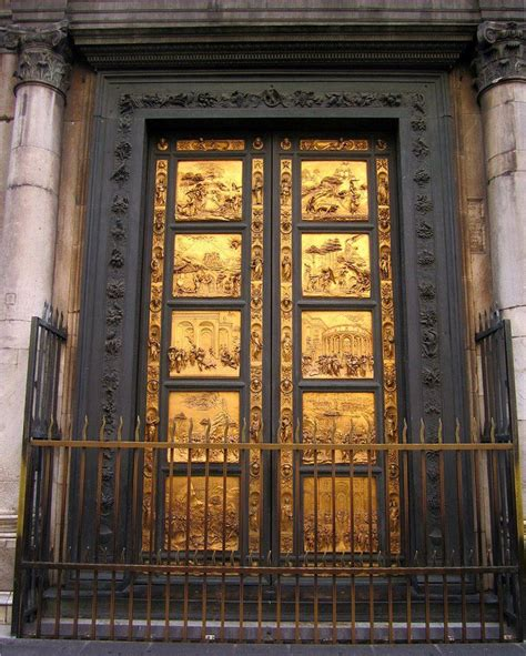 Porta Battistero Firenze by Best 25 Lorenzo Ghiberti Ideas On Florence