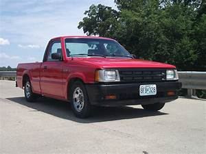1993 Mazda B-series Pickup - Overview