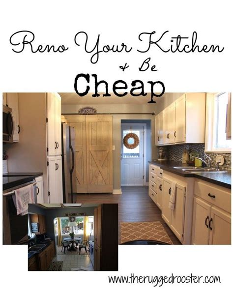 farmhouse kitchen cabinets diy farmhouse kitchen reno for cheap hometalk