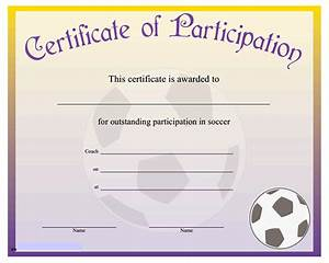 Sport Certificate Templates Printable Sports Certificates