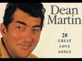 Dean Martin Love Songs