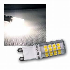 Leuchtmittel Led G9 : g9 mini led stiftsockel leuchtmittel siftsockellampe birne lampe g 9 230v bulb ebay ~ Markanthonyermac.com Haus und Dekorationen