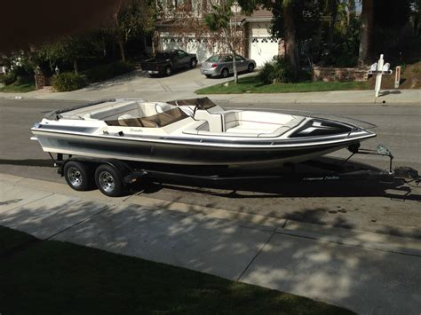 21 Foot Eliminator Boats For Sale by Eliminator Monaco Bowrider 1989 For Sale For 4 950