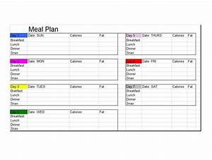 Easy Meal Plan For Muscle Gain