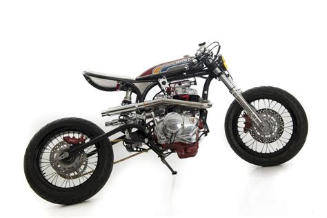 Honda Cbn400 By Ed Turner Motorcycles