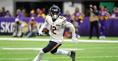 Bears' Robinson frustrated, erases Bears from social media