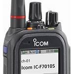 P25 Icom Communications Safety Radio