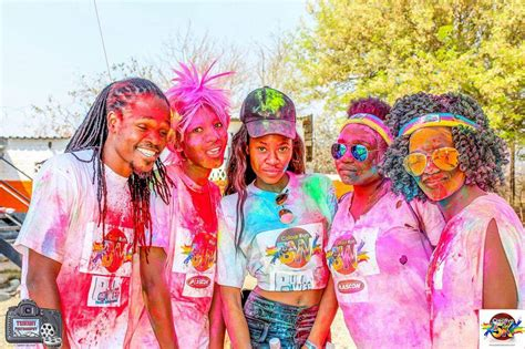 color run kenya colour run to boost unity ahead of elections