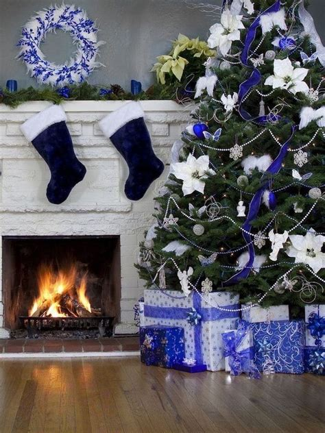 485 Best Blue Christmas Images On Pinterest  Blue Christmas, Christmas Ornaments And Blues