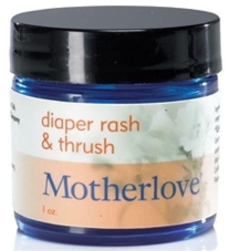 Motherlove Diaper Rash Thrush Piik Pamukuk