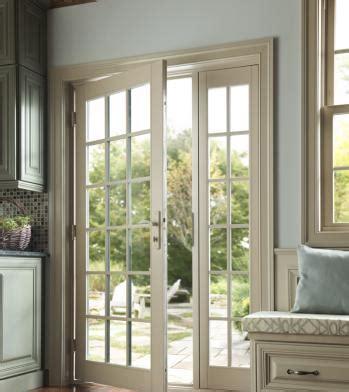 tuscany series vinyl patio doors milgard windows doors