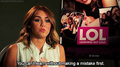 Quotes Miley Cyrus Gifs Sayings Hannah Montana