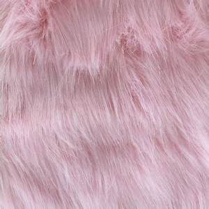 Tissu Imitation Fourrure : fourrure yeti rose x 10cm ma petite mercerie ~ Teatrodelosmanantiales.com Idées de Décoration