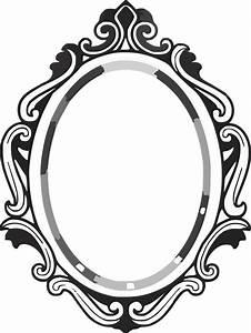 Spiegel Silikon Transparent : kostenlose vektorgrafik rahmen spiegel bild barock ~ Michelbontemps.com Haus und Dekorationen