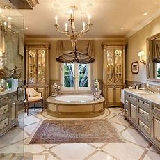 Luxury Master Bathrooms  Estates  Pinterest Design