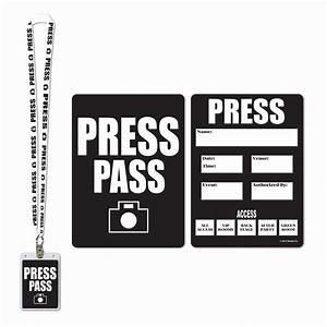 printable press pass inspirational media press pass With media press pass template