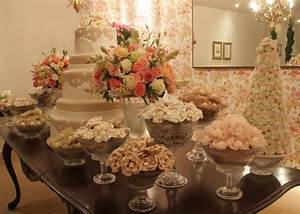 shabby chic bridal shower tablescapes center pieces With shabby chic wedding shower ideas