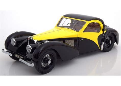 12v kids ride on truck car w/bluetooth remote control mp3 music led lights. Bugatti Type 57SC Atalante 1937 yellow / black 1:12 Bauer 7828-Z75Y