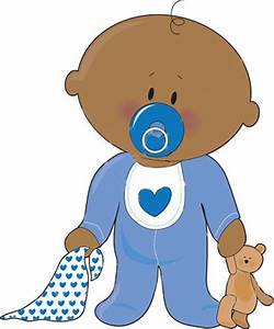 Baby Boy With Teddy | Free Images at Clker.com - vector ...