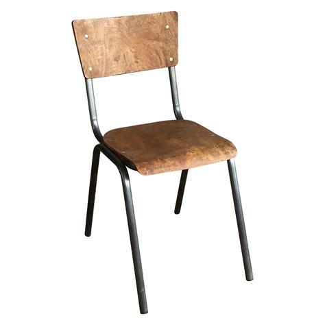 chaise d écolier chaise d école vintage sellingstg com
