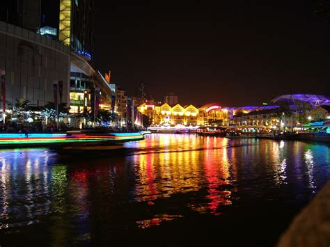 Boat Quay Ride by Tourist Attractions In Singapore Boat Quay And Clarke Quay