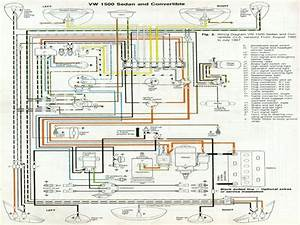 1974 Vw Beetle Wiring Diagram