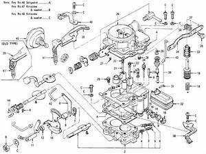 Diagrama De Carburador Nissan Sunny