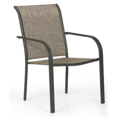 essential garden bartlett neutral stack chair outdoor