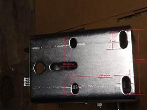 Manual 2500 Lbs Pwc Winch