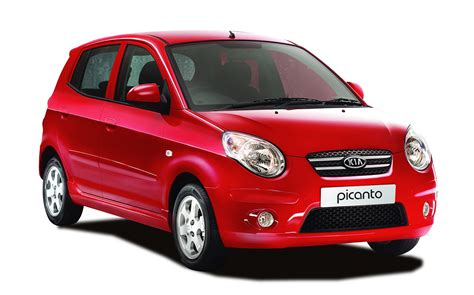 KIA Car : Kia Picanto Hatchback (2004-2011) Review