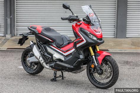 Honda X Adv Image by Ride 2017 Honda X Adv Adventure Scooter Image 730096