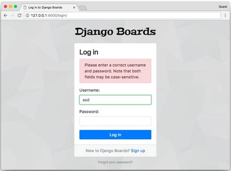 A Complete Beginner's Guide To Django  Part 4