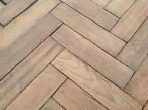 herringbone flooring ebay