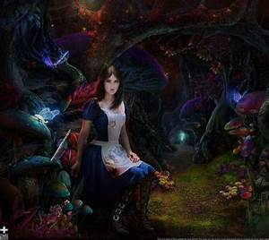 Alice in Wonderland ~Gothic Art | Alice in Wonderland ...