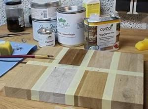 Holz Dunkel ölen : k chenplatte holz len ~ Michelbontemps.com Haus und Dekorationen