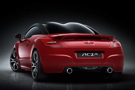 peugeot sports car new peugeot rcz r sports car details and pictures