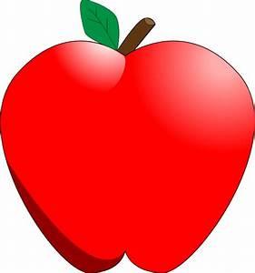 Cartoon Cute Apple - ClipArt Best - ClipArt Best