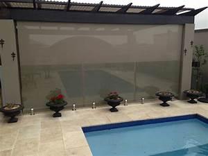 Store Pour Terrasse : store rideau exterieur conceptions de maison ~ Premium-room.com Idées de Décoration
