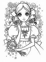Coloring Pages Takahashi Adult Goo Books Lederhosen Anime Makoto Macoto Colouring Printable Jp Series Nurie Template Fehyesvintagemanga Ne Manga Princess sketch template