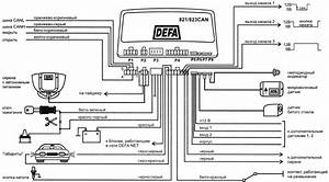 Defa 821can  823can
