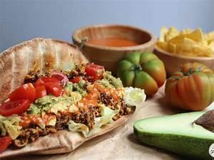 Recette Tacos Mexicain : recettes de guacamole et poivrons ~ Farleysfitness.com Idées de Décoration