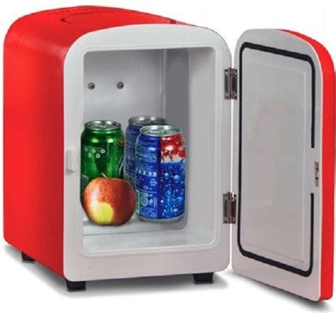 Vox Mini Fridge Thermoelectric Portable Cooler And Warmer