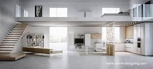 Arquitectura de Casas: Concepto y modelos de lofts