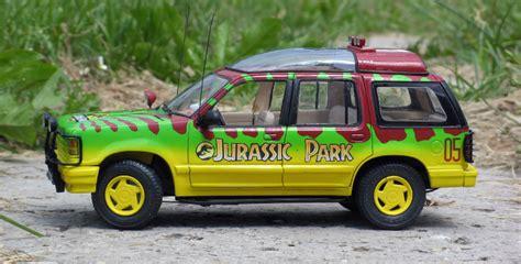 jurassic park tour car ford explorer jurassic park tour vehicle ipms uk