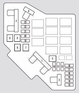 2014 Honda Cr V Fuse Box Diagram : honda pilot 2013 2015 fuse box diagram auto genius ~ A.2002-acura-tl-radio.info Haus und Dekorationen