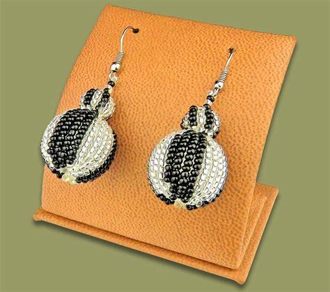 Bobble Earrings earrings bobble bobble earrings silver black